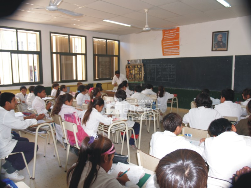 19 escuelas del departamento san javier ser n equipadas - Fotos de ventiladores ...