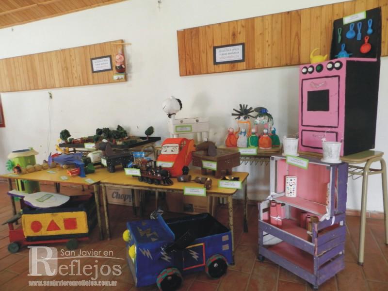 El objetivo principal es el acercamiento de la familia al for Actividades para el jardin de infantes
