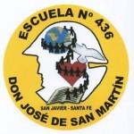 Escudo escuela Nº 436