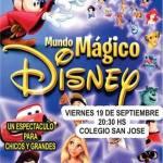 EIDARTE PRESENTA -  EL MUNDO MÁGICO DE DISNEY