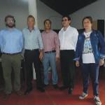 FIRMARON IMPORTANTE PROGRAMA SOCIAL PARA COLONIA TERESA 1