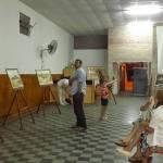 MUESTRA DE ÓLEOS DE JUAN ARANCIO EN CAYASTÁ 1