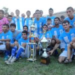Deportivo Alejandra campeón 2014
