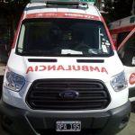 Ambulancia San Javier