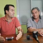 Juan Pablo Attademo y Guillermo Ocampo