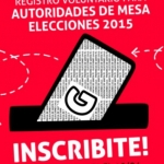 SE NECESITAN 24.000 VOLUNTARIOS PARA SER AUTORIDAD DE MESA EN LAS ELECCIONES