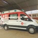 Ambulancia San Javier 01 - 04 - 15