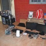 POLICIALES UNA MUJER SANJAVIERINA INVOLUCRADA EN UN ROBO A LA COMUNA DE COLONIA MASCÍAS