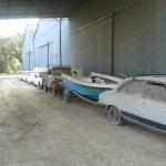 Vehículos viejos y abandonados