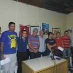 BAUCERO ENTREGÓ APORTES DEL PROGRAMA DE FORTALECIMIENTO INSTITUCIONAL