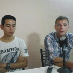 Marcos Pereira y Cristian Sartor 23 - 02 - 17