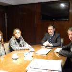 Gaviola recibió a las fiscales que investigan los casos de Juego Clandestino