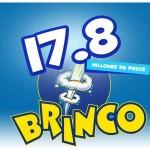 17,8 Brinco