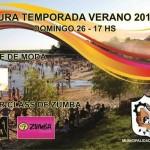 EL DOMINGO SE LANZA LA TEMPORADA DE PLAYA