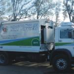 Camión Compactador San Javier
