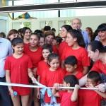 LIFSCHITZ INAUGURÓ EN HELVECIA EL NUEVO EDIFICIO DEL CENTRO DE ACCIÓN FAMILIAR Nº 14