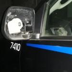POLICIA HERIDO EN UN PROCEDIMIENTO