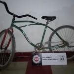 Bicicleta recuperada PDI San Javier