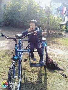 Bicicleta adaptada 3