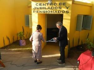 """SE INAUGURÓ EL CENTRO DE JUBILADOS Y PENSIONADOS """"LOS COSTEROS"""" 1"""