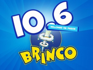 10,6 Brinco