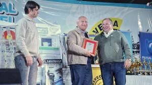 Bertosi - Gobernador - Pesca del amarillo