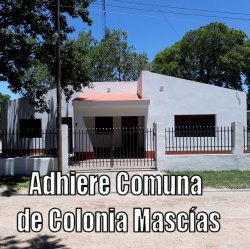 COMUNA COLONIA MASCÍAS