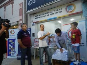 Sorteo Centro Comercial 11 - 01 - 19 - 2