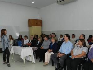 LA PROVINCIA PUSO EN FUNCIONES A LA NUEVA SUBDIRECTORA DEL HOSPITAL DE SAN JAVIER 1