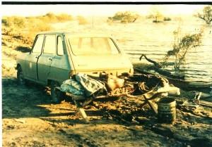 Recuerdo la creciente de 1983